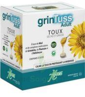 Grintuss Adulte Comprimé Toux Sèche Et Grasse B/20 à BOURG-SAINT-MAURICE