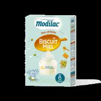Modilac Céréales Farine Biscuit Miel à Partir De 6 Mois B/300g à BOURG-SAINT-MAURICE