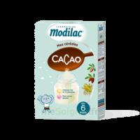Modilac Céréales Farine Cacao à Partir De 6 Mois B/300g à BOURG-SAINT-MAURICE
