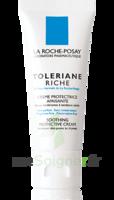 Toleriane Crème Riche Peau Intolérante Sèche 40ml à BOURG-SAINT-MAURICE