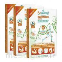 Puressentiel Articulations Et Muscles Patch Chauffant 14 Huiles Essentielles Lot De 3 à BOURG-SAINT-MAURICE