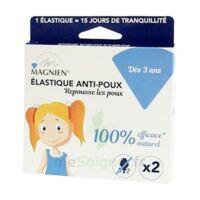 Magnien Elastique Anti-poux B/2 à BOURG-SAINT-MAURICE