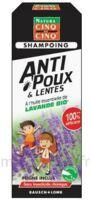 Cinq Sur Cinq Natura Shampooing Anti-poux Lentes Lavande 100ml à BOURG-SAINT-MAURICE