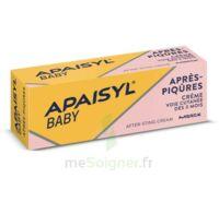 Apaisyl Baby Crème Irritations Picotements 30ml à BOURG-SAINT-MAURICE