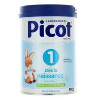 Picot Standard 1 Lait Poudre B/800g à BOURG-SAINT-MAURICE