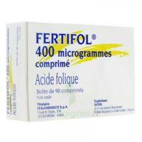 Fertifol 400 µg Cpr Plq/90 à BOURG-SAINT-MAURICE