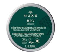 Nuxe Bio Déodorant Baume Fraîcheur 24h Toutes Peaux Pot/50g à BOURG-SAINT-MAURICE