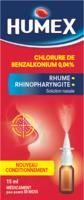 Humex Fournier 0,04 Pour Cent, Solution Pour Pulvérisation Nasale à BOURG-SAINT-MAURICE