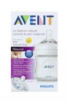 Avent Natural Biberon 125 Ml 0 Mois Et + à BOURG-SAINT-MAURICE