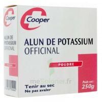 Cooper Alun Potassium Poudre B/250g à BOURG-SAINT-MAURICE
