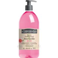 Savon De Marseille Liquide Rose 1l à BOURG-SAINT-MAURICE