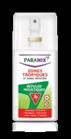 Paranix Moustiques Spray Zones Tropicales Fl/90ml à BOURG-SAINT-MAURICE