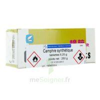 Cooper Camphre Tablettes 250g à BOURG-SAINT-MAURICE