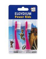 Elgydium Recharge Pour Brosse à Dents électrique Age De Glace Power Kids à BOURG-SAINT-MAURICE