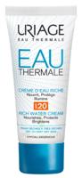Uriage Crème D'eau Riche Spf20 à BOURG-SAINT-MAURICE