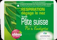 Lehning Pâte Suisse Pastilles à Sucer Pin Eucalyptus B/50g à BOURG-SAINT-MAURICE