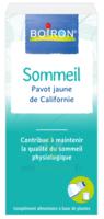 Boiron Sommeil Pavot Jaune De Californie Extraits De Plantes Fl/60ml à BOURG-SAINT-MAURICE