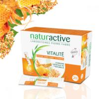 Naturactive Phytothérapie Fluides Solution Buvable Vitalité 2b/20 Sticks/10ml à BOURG-SAINT-MAURICE