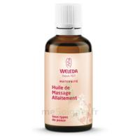 Weleda Huile De Massage Allaitement 50ml à BOURG-SAINT-MAURICE