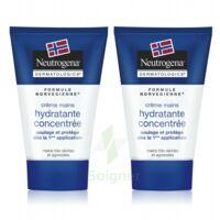 Neutrogena Crème Mains Hydratante Concentrée 2t/50ml à BOURG-SAINT-MAURICE