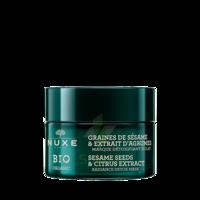 Nuxe Bio Masque Détoxifiant Eclat 50ml à BOURG-SAINT-MAURICE